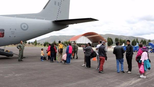 El Minedu ofrece vuelos gratuitos para que maestros en huelga regresen a sus regiones