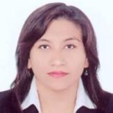 Mg. Iliana Chavez Taboada